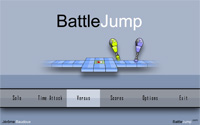 Battle Jump v 0.9 Screenshot